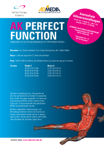 Flyer AK PERFECT FUNCTION herunterladen