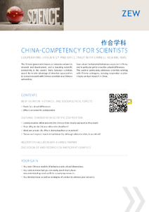 China Competency for Scientists herunterladen