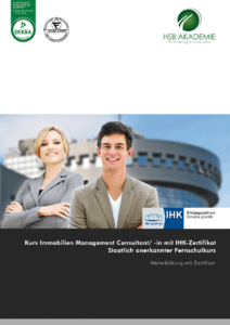 Kursinformation Immobilien Management Consultant - in (IHK) herunterladen