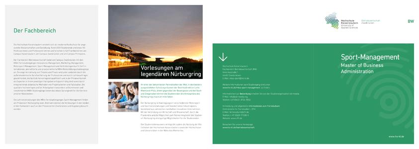 Seminaranbieter: Zentralstelle für Fernstudien an Fachhochschulen