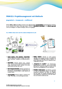 Projektmanagement PRINCE2
