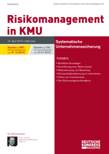 Risikomanagement in KMU - Seminarprogramm als PDF