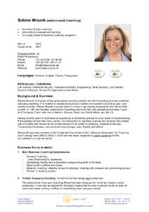 Coach profile 2016 english herunterladen