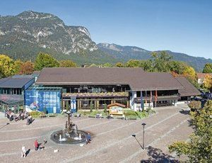 Kongresszentrum Garmisch-Partenkirchen