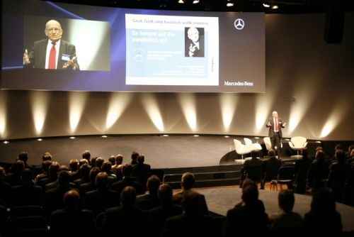 Mercedes-Benz (internes Event), Salzburg